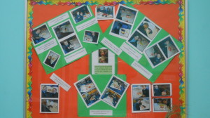P4/5 pictures inspired by the work of Giuseppe Arcimboldo